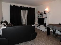 Rideau Salon Moderne by Salon Avec Rideau Noir U2013 Chaios Com