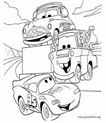 incredible as well as stunning lightening mcqueen coloring pages