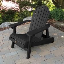 Adirondack Chair Place Card Holders Highwood Folding U0026 Reclining Curved Back Adirondack Chair