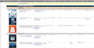content marketing editorial calendar youtube template google docs