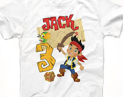 jake pirate shirt etsy