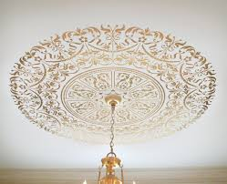 Light Fixture Ceiling Medallion by Modern Ceiling Medallions U2014 Expanded Your Mind