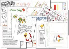 christmas printables e book christmas games for kids and family