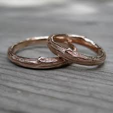 wedding band sets for branch wedding band set kristin coffin jewelry