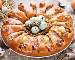 cuisine berrichonne recette pâte de pâques berrichonne