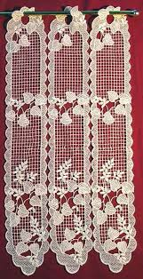 Curtains 100 Length 54 Best Macrame Ring Lace Images On Pinterest Lace Curtains