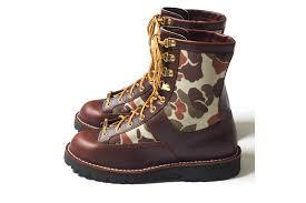 danner x warehouse camo light boot high fashion living