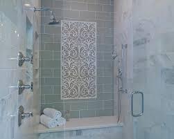 stylish transitional master bathroom robeson design san diego