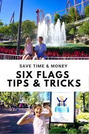 Six Flags Speed Pass Save Time Money At Six Flags Flashpass Benefits And More