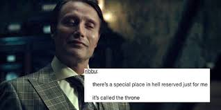 Hannibal Meme - mine hannibal nbc hannibal hannibal crack text post meme