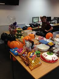 hemel telesales host the great halloween bake off