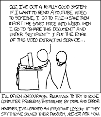 Bobby Tables Xkcd Geek Humor From Xkcd Comics Techrepublic