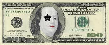hundred dollar bill project