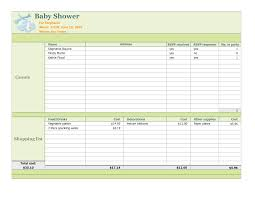 Wedding Planning Spreadsheet Template Bridal Shower Gifts Walmart Enchanting Gift Card Baby Shower