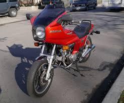 honda sabre hondaline fairing in canada u2013 1982 honda v45 sabre bike urious