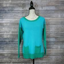 green sweater 57 sundance sweaters m sundance blue green sweater w