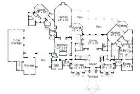 floor plans luxury homes plans small luxury home plans
