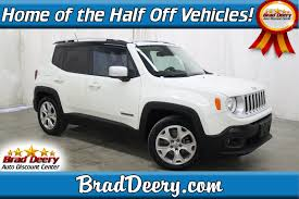 white jeep renegade white jeep renegade for sale used cars on buysellsearch