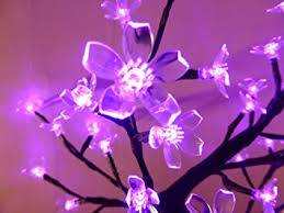 Amazon Uk Outdoor Christmas Decorations by 5ft Light Up Large Pink Artificial Blossom Christmas Tree Indoor
