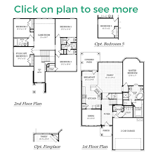 Floor Plans For Two Story Homes Harley Plan