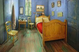 la chambre chambre a coucher gogh