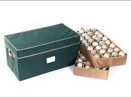 covermates adjustable ornament storage box