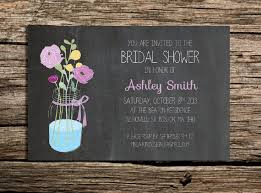 jar bridal shower invitations jar bridal shower invitations jar crafts