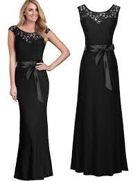 women u0027s ballgown wedding party formal lace maxi long bodycon