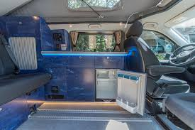 luxury minivan interior mercedes benz camper van oregon keystone coach works
