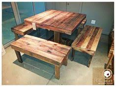 tables made out of pallets diy patio furniture outdoor love pinterest diy patio patios