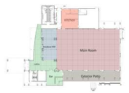 floor maps u0026 specifications lander community and convention center