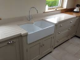 sink units for kitchens cabinet kitchens with belfast sinks the olive branch belfast
