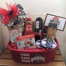 ohio gift baskets ohio gift basket state of ohio gift basket oh gifts
