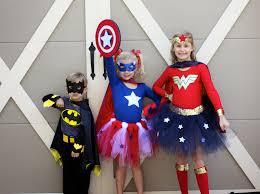 girly halloween costume magnolia mamas diy superhero costumes