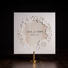 laser cut wood invitations compare prices on laser cut invitations custom online shopping
