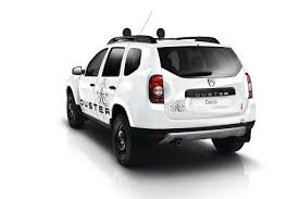 renault duster 2013 dacia gives duster more character with adventure limited edition