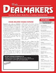 dealmakers magazine july 17 2015 by the dealmakers magazine issuu
