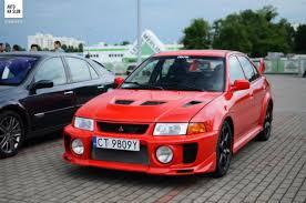 mitsubishi lancer evo 5 mitsubishi lancer evo 5 2 0 turbo 410km auto do ślubu samochód