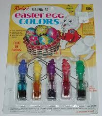 easter egg dye kits 31 best vintage easter egg dye kits images on vintage