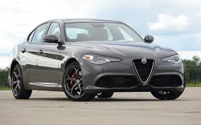 2018 alfa romeo giulia news reviews picture galleries and