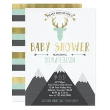 woodland baby shower invitations woodland creatures baby shower invitations announcements zazzle