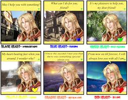 Meme Heart - harvest moon heart events meme regin by weisschwarz on deviantart