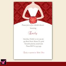 bridal shower luncheon invitations bridal shower invitations pink the cat