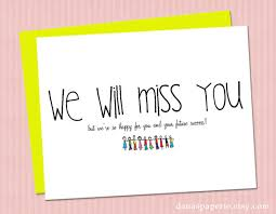 i miss you cards instant print we will miss you card miss you card miss