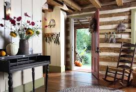 eye for design decorating your log home