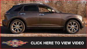 2005 infiniti fx35 sold youtube