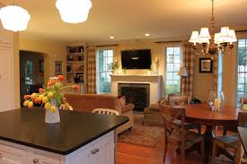 Kitchen Family Room Design by Kitchen Design Classic Pendant Light Flawless Room Design Kitchen