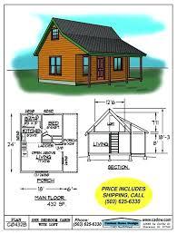 free cabin blueprints diy cabin plans