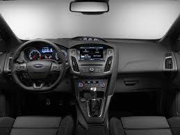 2000 Ford Focus Interior 2016 Ford Focus St Price Photos Reviews U0026 Features