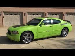 dodge charger daytona 2007 2007 dodge charger rt daytona sub lime green hemi for sale seee